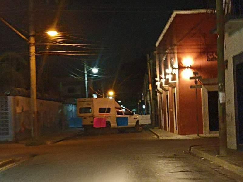 Amanece bloqueada vialidad de la ciudad de Oaxaca