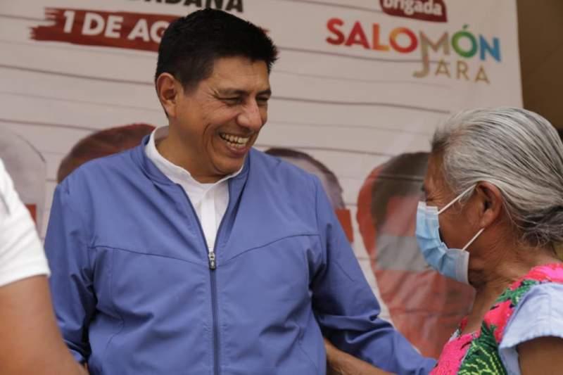 Mi experiencia al servicio de Oaxaca: Salomón Jara.