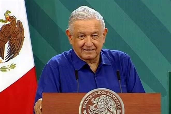 Responde AMLO sobre Pandora: Salinas robó más