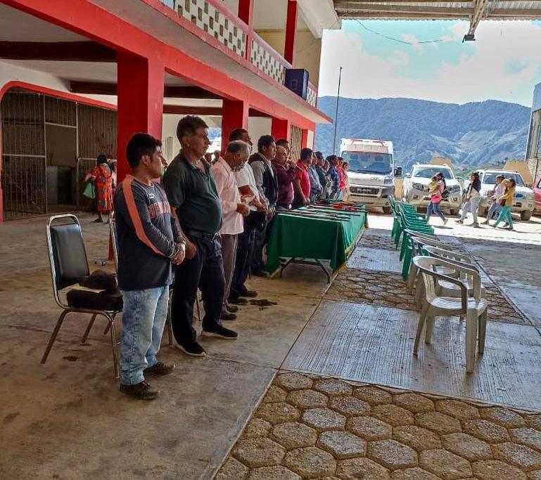 Sin incidentes elección por Sistemas Normativos Internos en Santiago Texcalcingo