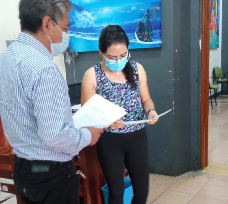 Solicita Rigoberto Chacón Pérez, Presidente Municipal Electo de Zaachila, iniciar con el proceso de entrega-recepción